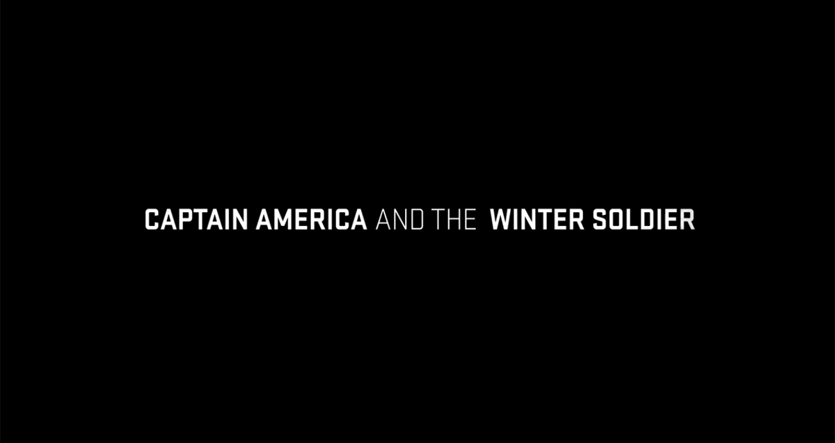 captain america and the winter soldier