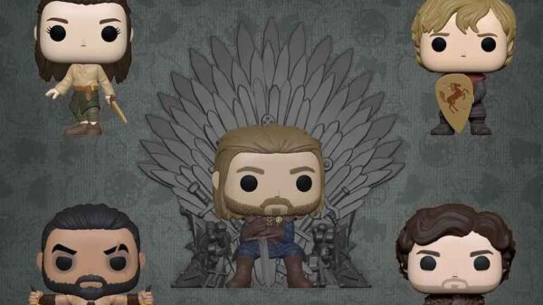 nuovi funko pop game of thrones